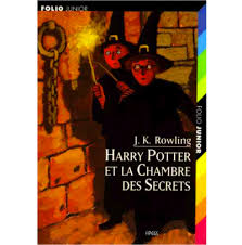 la chambre des secrets harry potter et la chambre des secrets 2ème tome le qui