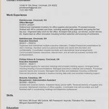 Office Administration Resume Examples Best Quickbooks At Sample Ideas