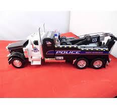 100 Toy Peterbilt Trucks 132 Jada S Police Tow Truck W Telescopic Boom Winch