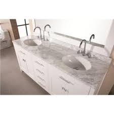 72 Inch Double Sink Bathroom Vanity by Perfect 72 Inch Double Sink Vanity Top Design Element Dec077b W
