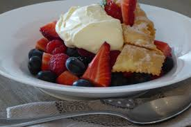 comment cuisiner le mascarpone berries with mascarpone summer on a plate tracey o brien