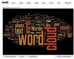 Bunch Ideas 14 Cool Word Cloud Generators for Word Generator