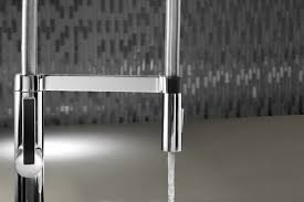 Moen 90 Degree Faucet by Moen 90 Degree Single Handle Pull Out Sprayer Kitchen Faucet In