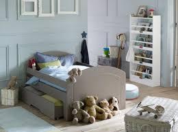 chambre enfant gris et chambre garcon bleu et gris