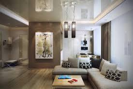 Earth Tones Living Room 6 Contemporary Designs