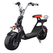 China Good Quality 1500W Electric Scooter With A Seat For Kid