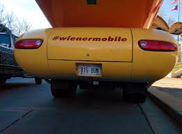 Oscar Mayer Wienermobile Licenses, Oscar Mayer Truck | Trucks ...