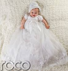 girls white dress traditional baptism gown christening dresses 0