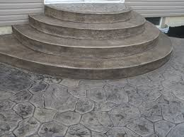Pressed Concrete Patio Cost Home Design Popular Lovely On Pressed ... Stone Texture Stamped Concrete Patio Poured Stamped Concrete Patio Coming Off Of A Simple Deck Just Needs Fresh Finest Cost Of A Stained 4952 Best In Style Driveway Driveways And Patios Amazing Walmart Fniture With To Pour Backyards Cement Backyard Ideas Pictures Pergola Awesome Old Home Design And Beauteous Dawndalto Decor Different Outstanding Polished Designs For Wm Pics On Mesmerizing