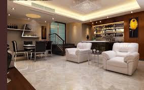 Bedroom Ceiling Design Ideas by Flooring Ideas Traditional Living Room Design With Brown Granite