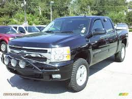 2008 Chevrolet Silverado 1500 Z71 Crew Cab 4x4 In Black - 243448 ... 1996 Intertional 4700 4x4 Rollback Truck With Dt466 Engine For Pin By Jared Childs On Cucv Pinterest Ford Cab Chassis Trucks For Sale 1990 K5 Blazer Blazer And Chevy Bucket Trucks 60s Ih Jacked X 4 Ih Harvester Basswood Chrysler Dodge Jeep Ram Vehicles For Sale In Fort Payne 1987 Chevrolet Silverado Sale Classiccarscom 1992 Toyota Pickup 22re Youtube Used 2010 Tacoma Sr5 Double Cab Georgetown Bed Dump Kit Hydraulic Also Commercial Trader Or Load