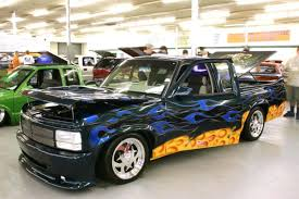 Pimped Out Trucks -Tricked Out Dodge Dakota Truck |