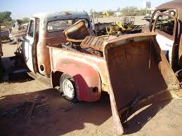 100 1955 Ford Truck Parts F 100 55FT9852C Desert Valley Auto