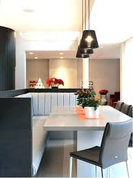 Impressive Ideas Dining Room Table With Booth Seating Style Tables