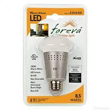 led 50w equal halogen white 8 5 watt a19 eti