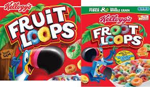 Fruit Froot Loops Mandela Effect