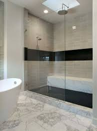 large white tile shower ideas jessim info