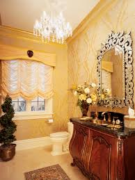 Yellow And Gray Bathroom Decor by Tropical Bathroom Decor Pictures Ideas U0026 Tips From Hgtv Hgtv