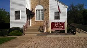 Morrison Funeral Chapel Home