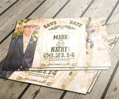 Free Rustic Wedding Invitation Templates As Well Western Style