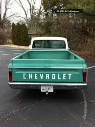 1968 Chevy C10 Lwb Fleet Side Classic Truck