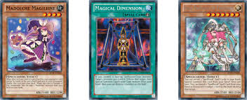 yu gi oh trading card game madolche magileine not just for