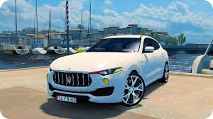 2017 Maserati Levante - ETS2[1.31][Euro Truck Simulator 2] - YouTube Maserati Levante Truck 2017 Youtube White Maserati Truck 28 Images 2010 Bianco Elrado Electric Alfieri Will Do 060 In Under 2 Seconds Cockpit Motor Trend Wonderful Granturismo Mc Stradale Why Pin By Celia Josiane On Cars And Bikes Pinterest Cars Ceola Johnson C A R S Preview My Otographs My Camera Passion Maseratis First Suv Tow Of The Day 2015 Quattroporte Had 80 Miles It