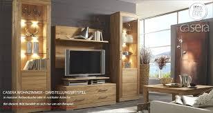 c 3835 casera wohnkombination wohnzimmermöbel wimmer kernbuche oder asteiche