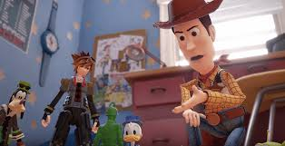 Halloween Remake Cast 2018 by New Kingdom Hearts 3 Trailer Reveals 2018 Release Date Toy Story