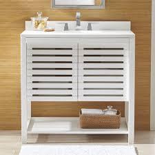 Bathroom Vanity And Tower Set by Bathroom Furniture Vanities U0026 Bath Towers Crate And Barrel