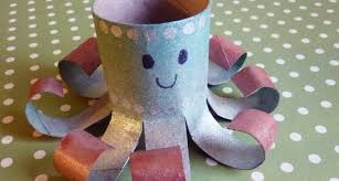 Friday Craft Day Toilet Paper Roll Owls Simple