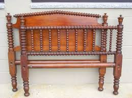 Spindle Headboard And Footboard by Antique Heirloom Spindle Spool Bed Full Double Size Gorgeous