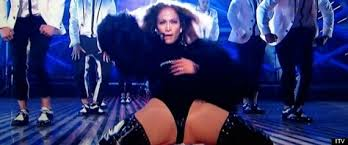 PICS Was J Lo s BGT performance too raunchy for family TV I