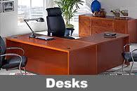 Jesper Office Executive Desk by Unique Office