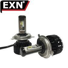 aliexpress buy 2pcs t6 led headlight bulb h4 turbo led