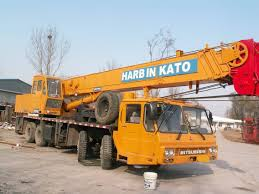 100 Truck Mounted Cranes 40TON Used Kato Craneused Truck Cranetruck Mounted Craneused