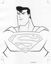 Cool Superman Coloring Pages