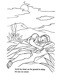Free Printable Bible Story Coloring Pages 17 Stories For Children