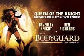 The Bodyguard Poster Image