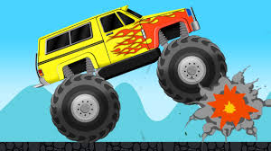 Monster Truck | Animation For Kids | Stunts And Actions For Children ... Monster Trucks For Kids Learning Colors Numbers Toddlers Oh Baby Rally Car Rock Crawler Off Road Race Truck For Toyabi Fast Rc Bigfoot Remote Radio Control Teaching Basic Video Monster Truck School Bus Yellow Big Wheels Toy Pull Back Toddler Bed Stair Ernesto Palacio Design Joyin Police Radio Coloring Page Transportation Ruva Boys Personalized Mugs Monster Truck Stunts Games Kids Cartoons And Offroad Blue Best Channel Formation Stunts Youtube