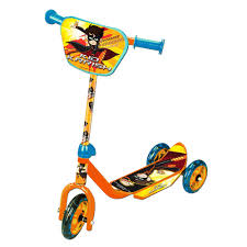 Kid Krrish 3 Wheeler Scooter