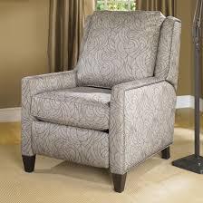 Transitional Living Room Chairs by Transitional Power Reclining Chair With Nailhead Trim By Smith