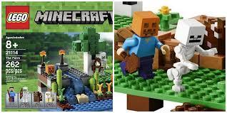 Minecraft Growing Pumpkins by Minecraft Farm Lego Set