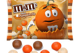 Storing Pumpkin Pie by Pumpkin Pie M U0026ms Are On Store Shelves Now Simplemost