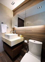 Mordern Indian Apartment Contemporary Bathroom Hong Kong