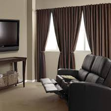 absolute zero total blackout home theater drapery curtain panel