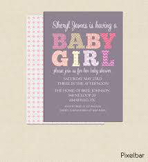Baby Shower Cards Samples by Examples Of Baby Shower Invitations Afoodaffair Me