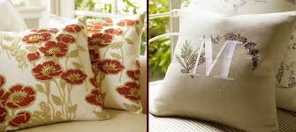 Pottery Barn Decorative Pillows by Remodelaholic Pottery Barn Inspired Pillows Tutorial