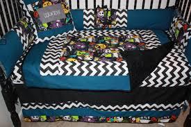 nightmare before christmas crib bedding set great on bedding sets