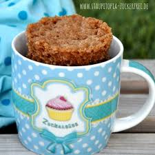 low carb lebkuchen tassenkuchen